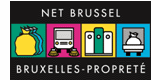 Logo Bruxelles Propret NET Brussel