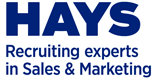 Logo HAYS Sales &amp; Marketing