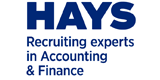 Logo Hays  Accounting &amp; Finance