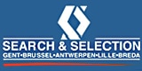 Logo SEARCH &amp; SELECTION ANTWERPEN