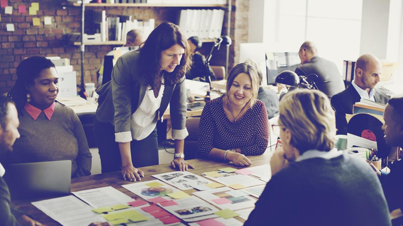 Wat doet een 'sales assistant'?