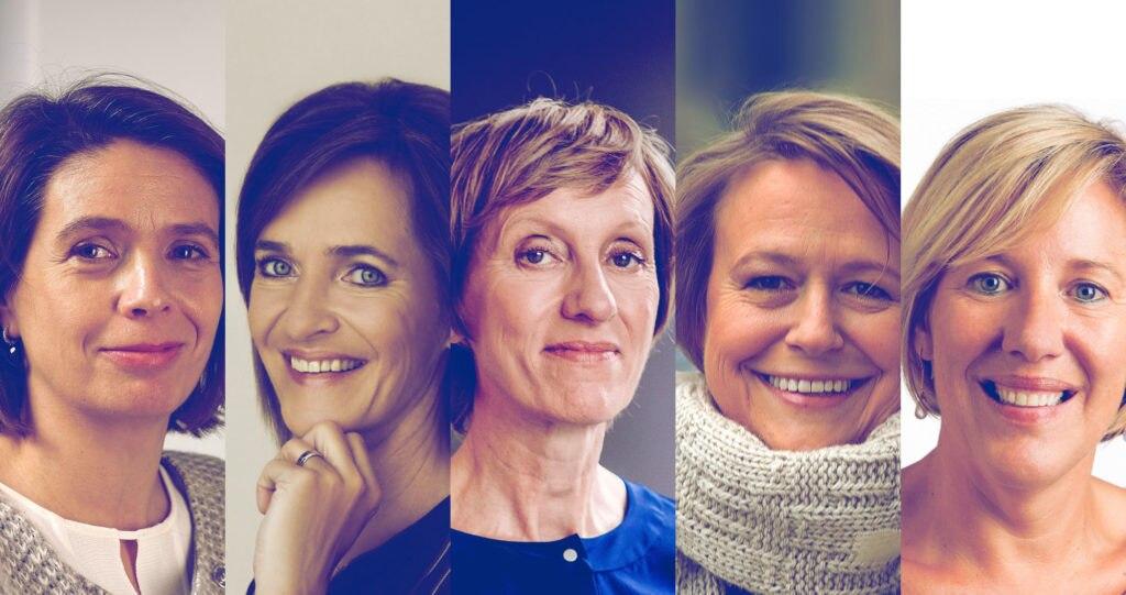 Cinq femmes au pouvoir partagent des conseils de carrière