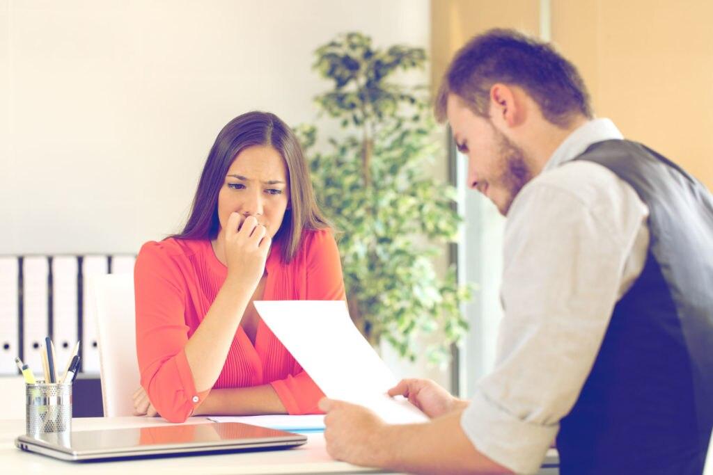 Trou noir durant un entretien d'embauche… Que faire ?
