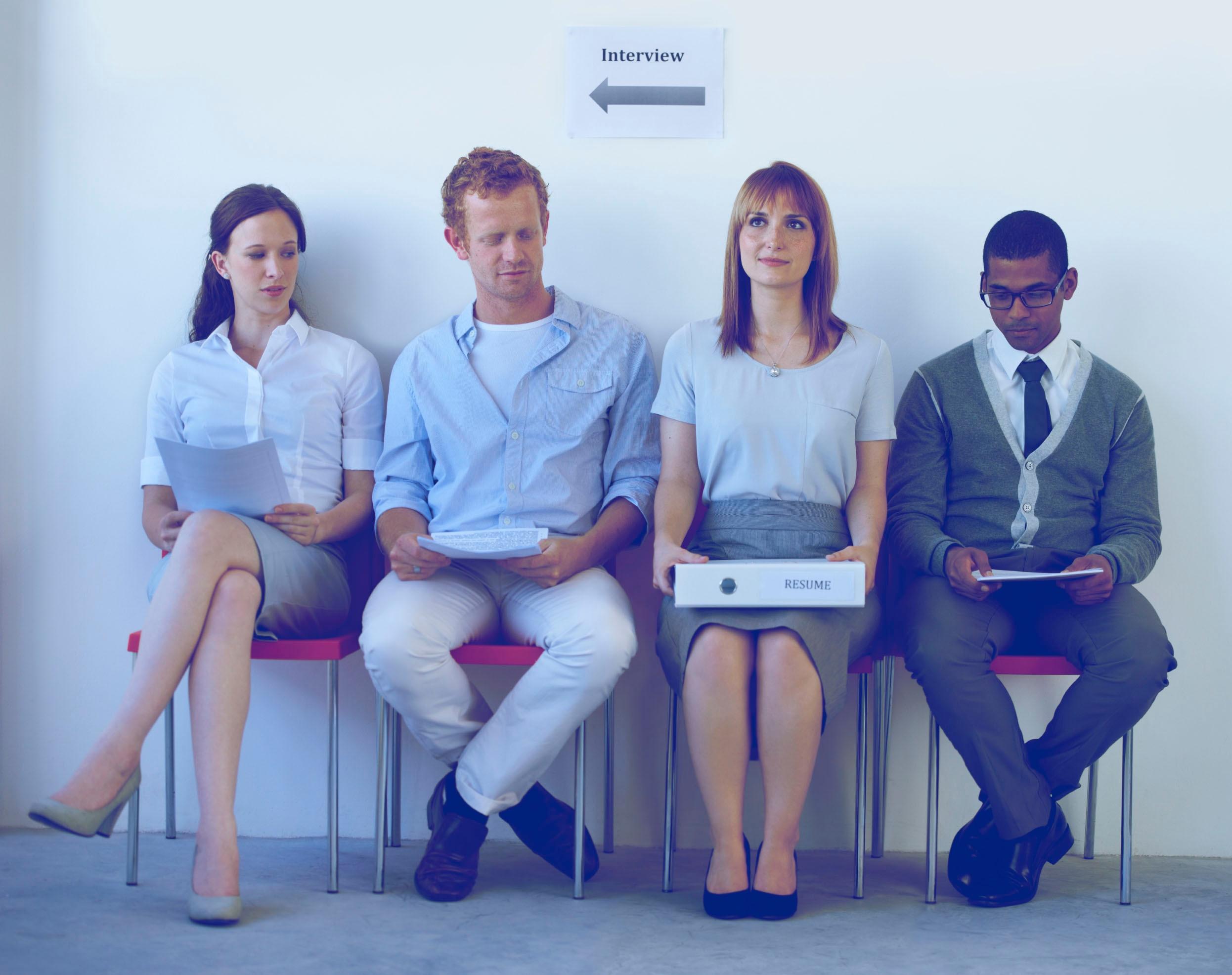 Job interview? No stress!